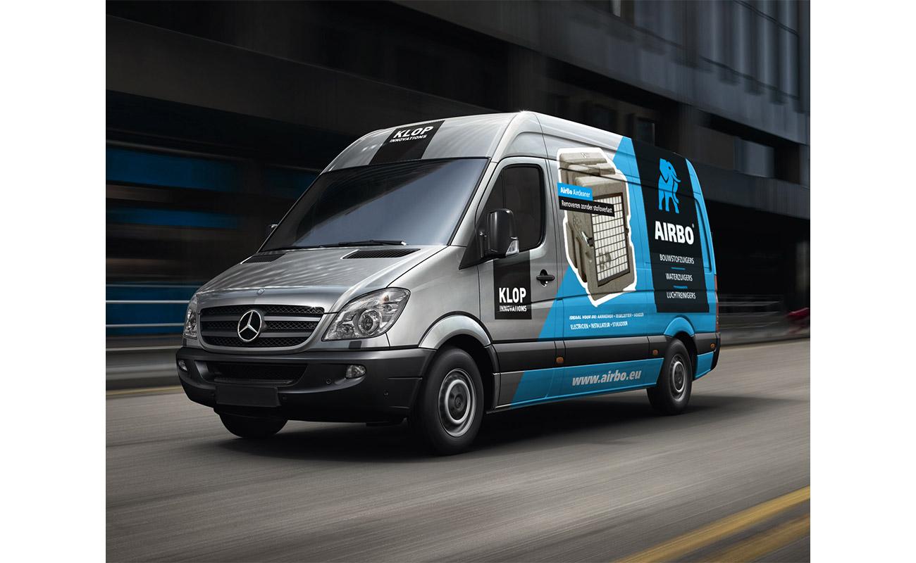 Klop Innovations bus // GSTALT