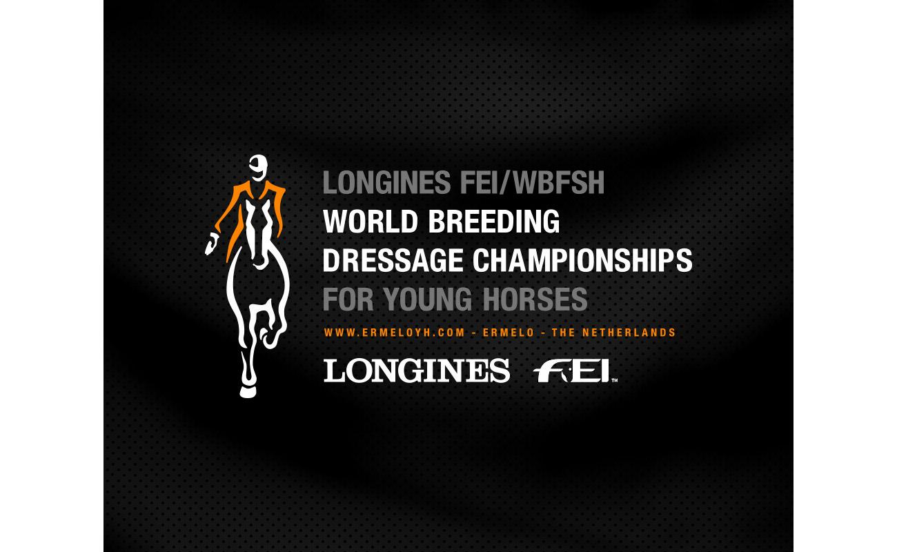 WK dressuur logo // GSTALT