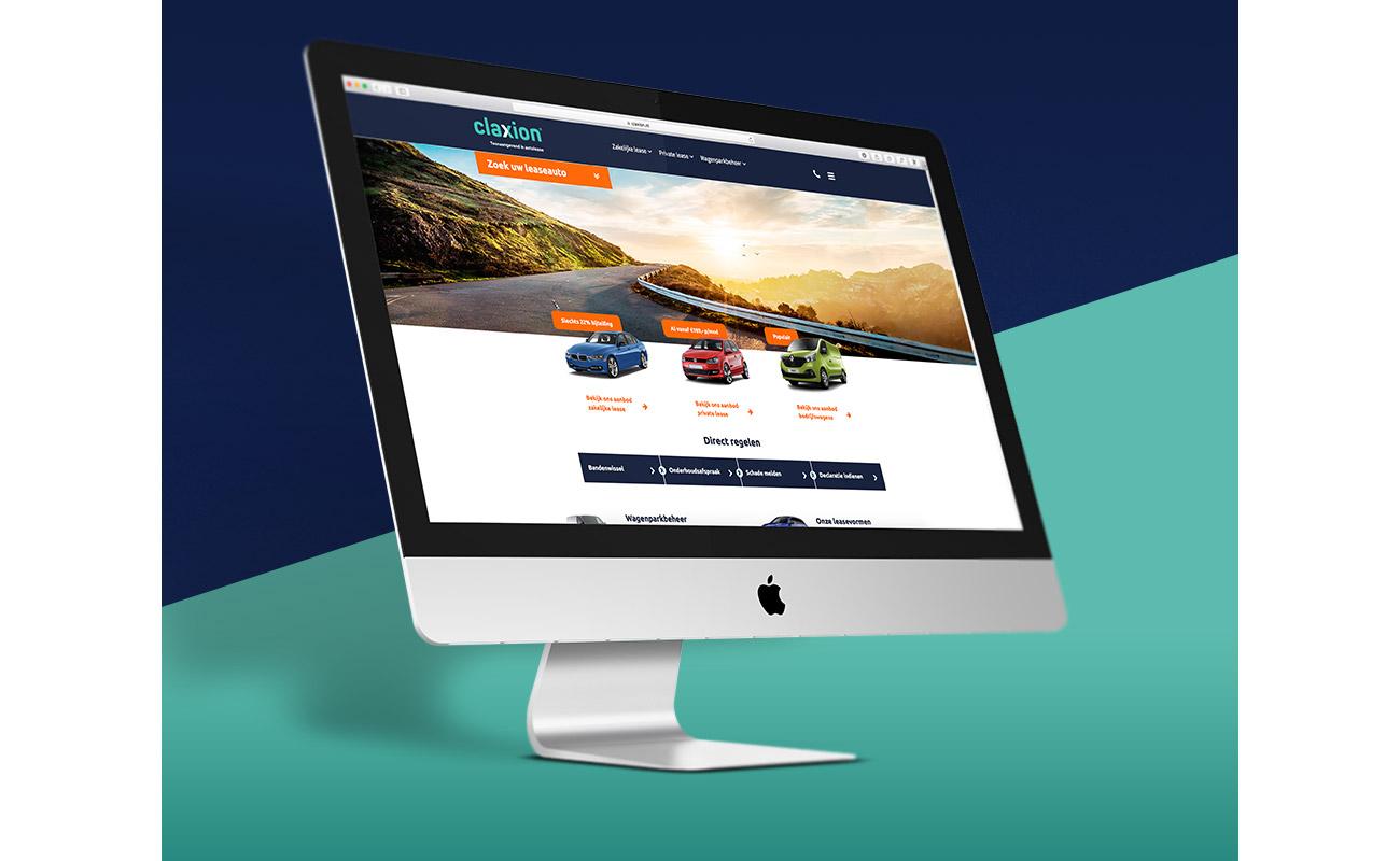 Claxion website // GSTALT
