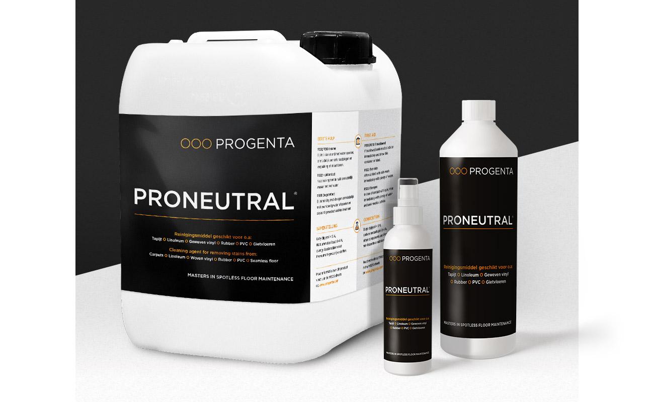 PROGENTA branding // GSTALT